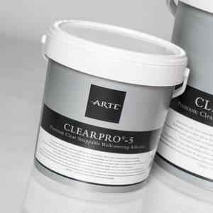 Colle Clearpro papier peint intisse