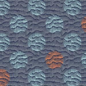 Papier Peint WAVEDOTS