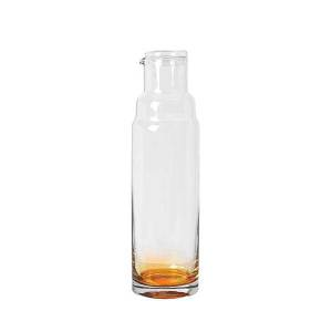 Carafe A-courvercle 'Amber'