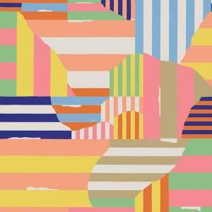 Papier peint Landscape Vinyle