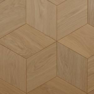 Parquet Contrecollé Cube