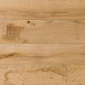 Parquet Chêne Massif Gamme industrielle OS 1 Aspect bois brut huilé