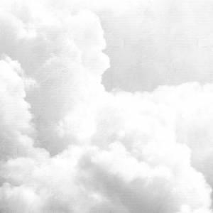 Panoramique sur mesure Clouds