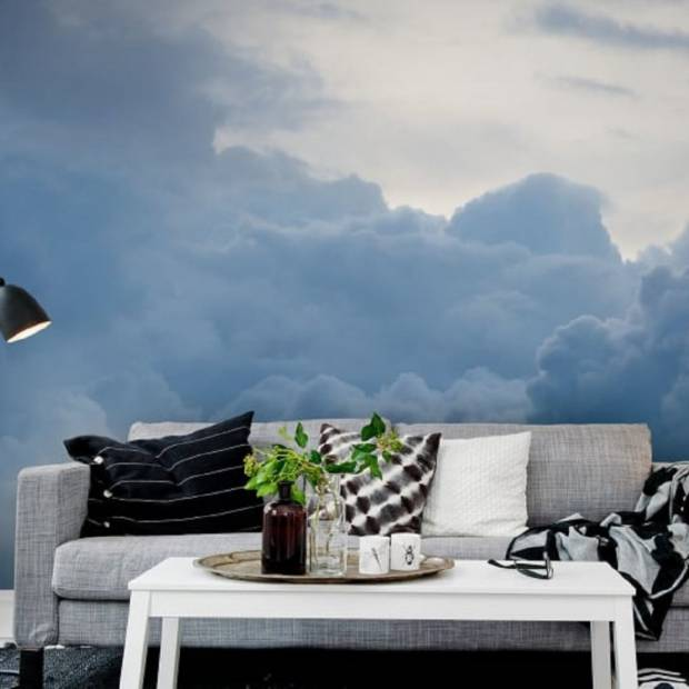 Panoramique sur mesure Above The Clouds