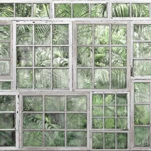 Panoramique sur mesure Perspective Jardin