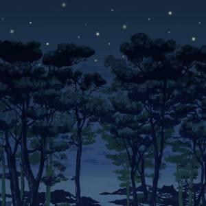 Panoramique sur mesure The Enchanted Forest