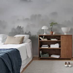 Panoramique sur mesure Morning Fog