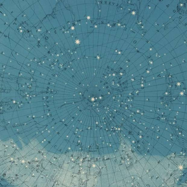 Panoramique sur mesure Atlas of Astronomy