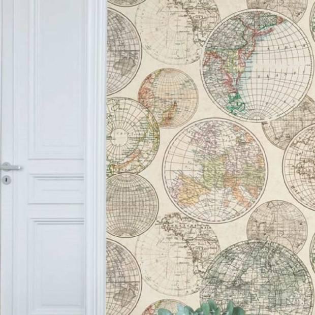 Panoramique sur mesure Globes Gathering
