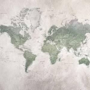 Panoramique sur mesure School Atlas
