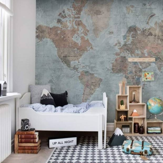 Panoramique sur mesure Around The World