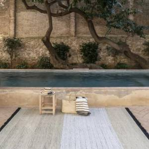 Tapis Tres Outdoor sur mesure