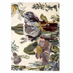 Tapis Flora Backyard sur mesure