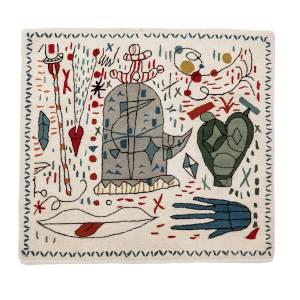 Tapis Hayon & Nani Tapestry sur mesure