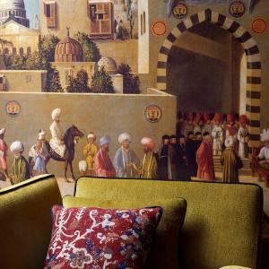 Papier peint Ambassade Vénitienne à Damas