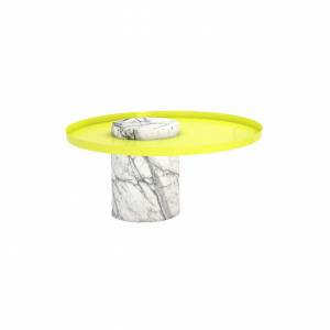 Table d'appoint Salute basse