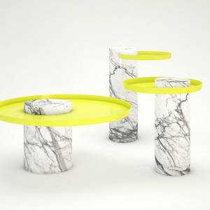Table d'appoint Salute medium
