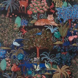 Papier peint Le Jardin du palais