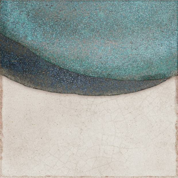 Carrelage Pottery - Cosmic square