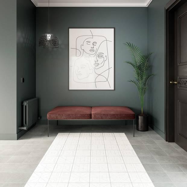 Carrelage Puzzle - Sketch decor