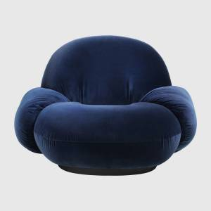 Chaise Lounge Pacha (avec accoudoirs)