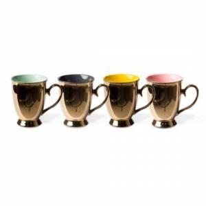 Set de 4 mugs Legacy