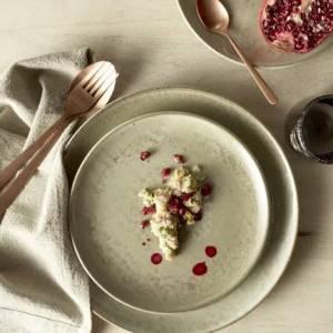 Assiette Plate Mirha