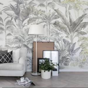 Papier peint Pride palms