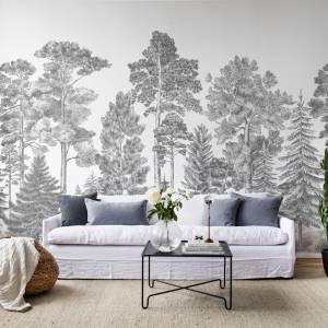 Papier peint Scandinavian Bellewood