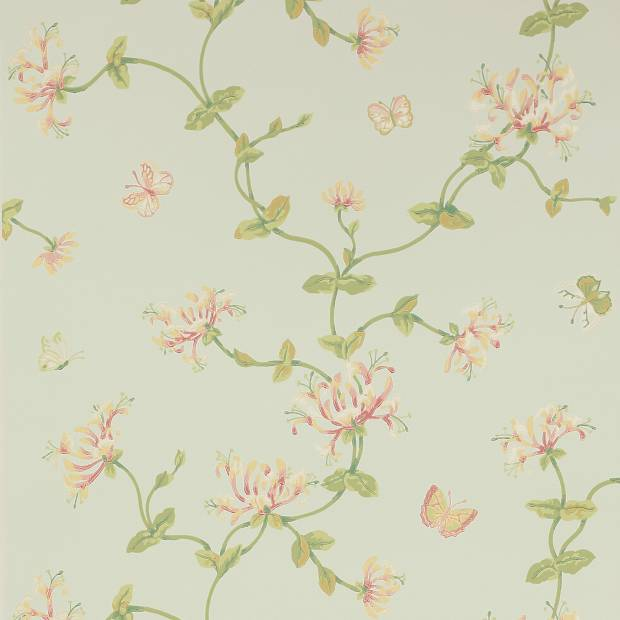 Papier Peint Honeysuckle Garden