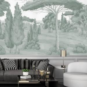 Panoramique Sovana Green