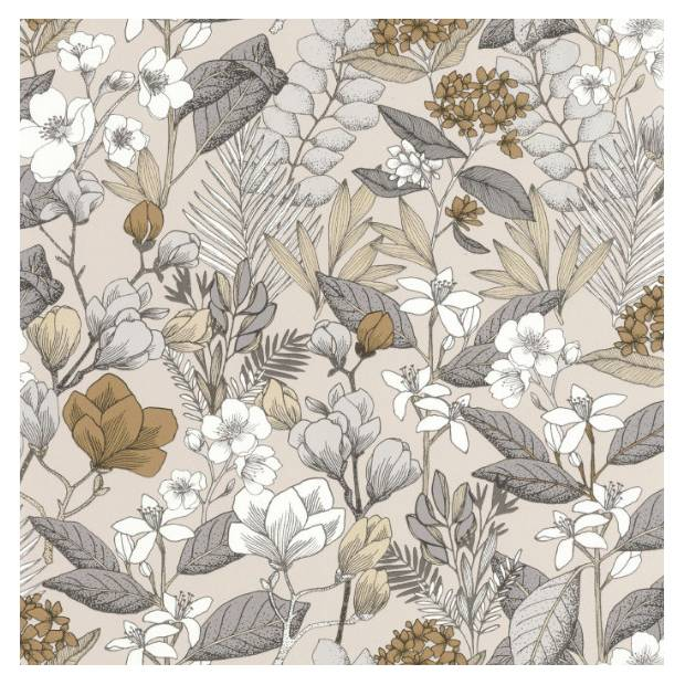 Papier Peint Flower Power May