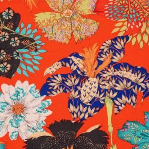 Tissu Kimono Flowers