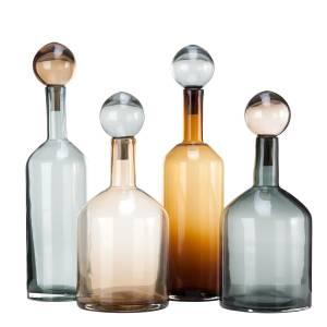 Bubbles Bottles Chic Mix Set 4