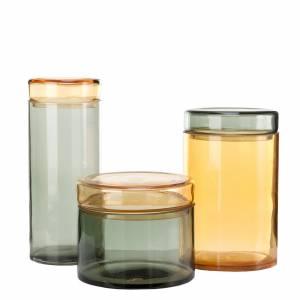 Caps en Jars Chic Set 3