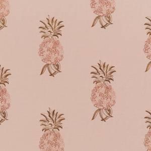 Tissu Ananas Embroidery