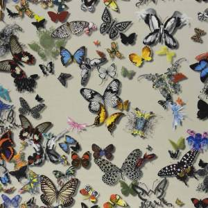 Tissu Butterfly Parade
