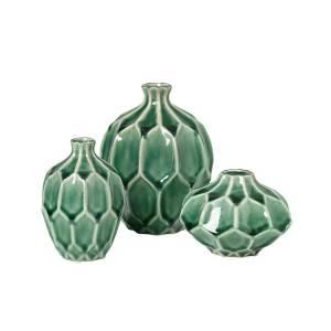Set de 3 vases Amalfi