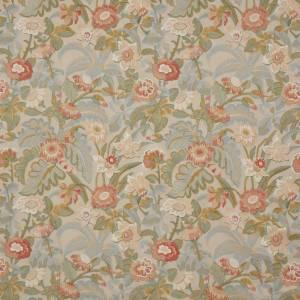 Tissu Tapestry Flowers