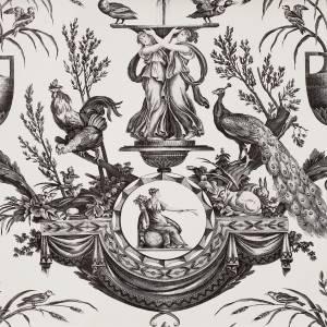 Papier Peint Fontaine Et Animaux