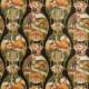 Papier Peint Singes Et Perroquets