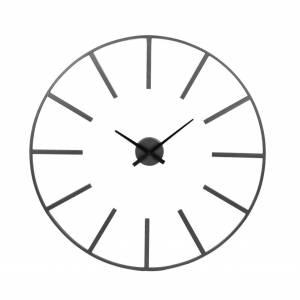Horloge Murale Zoulou En Metal