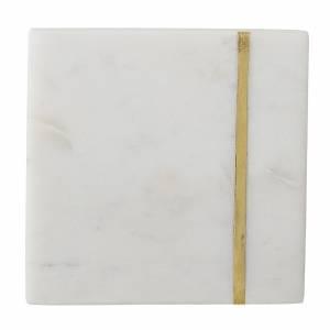 Dessous de verre marbre