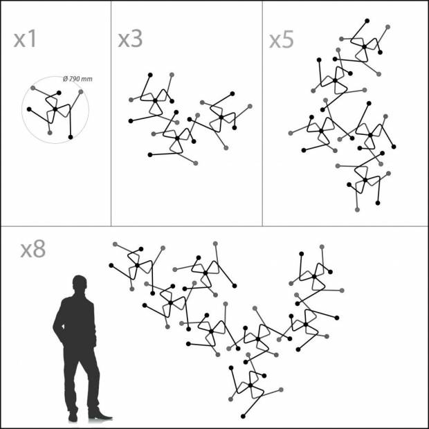 Applique Constellation