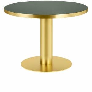 Table Gubi 2.0 Dining 110 Brass