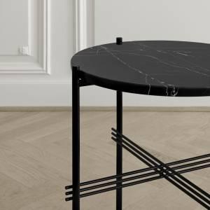 Table d'appoint en marbre