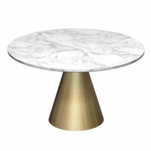 Table basse circulaire Oscar