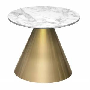Table d'appoint circulaire Oscar
