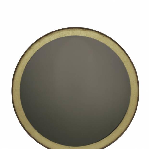 Miroir Leaf Wall Gold