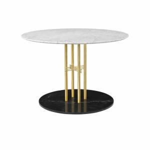 Table Ts Column Dining Brass 110